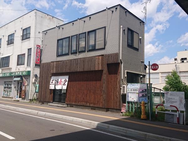 澄川・飲食業(三流食堂)1